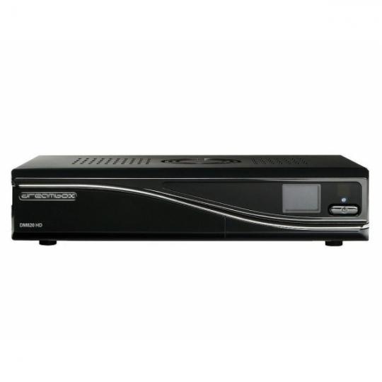 Receiver Dreambox DM820 Full HD Tuner Satelit Dual DVB-S2 PVR Linux Dreambox OS OE 2.2