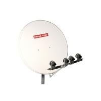 Antena Satelit Emme Esse ClarkAlign 115 cm Multi-feed Aluminiu Offset