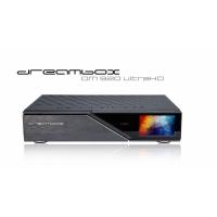Receiver Dreambox DM920 UltraHD 4K Tuner Satelit Dual DVB-S2 PVR Linux Dreambox OS 2.2