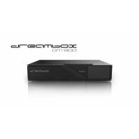 Receiver Dreambox DM900 UltraHD 4K Tuner Triplu (Satelit Dual DVB-S2X / Cablu Terestru Single DVB-C/T2) PVR Linux Dreambox OS 2.2