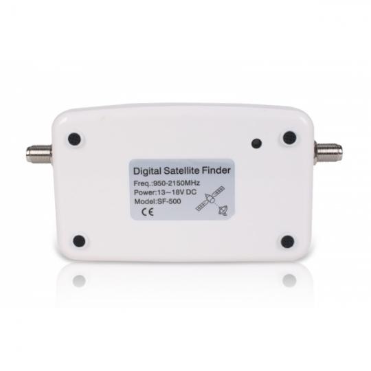 SatFinder Prof SF-500 Satelit DVB-S2/S2