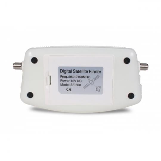 SatFinder Prof SF-600 Satelit DVB-S/S2