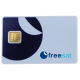 Abonament Prepay FreeSat Romania 1an Smarcard Conax
