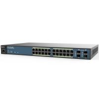 "EnGenius Switch Wireless Management 50AP, 24-port GbE, PoE , 410W, 4xSFP ,L2 ,19"" rack"