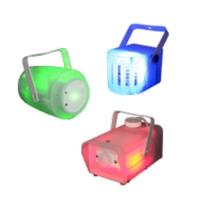 SET 3 EFECTE LED, MASINA FUM/LASER/ EFECT RGBW