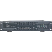 AMPLIFICATOR 2X500W MAX POWER