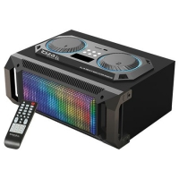 SOUND BOX 2.1 100W RMS USB/SD/BT/FM/AUX ILUMINAT LED