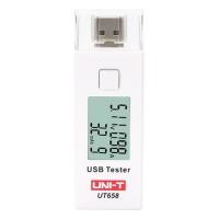 TESTER MUFE USB UT658 UNI-T