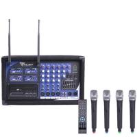 STATIE 4 MICROFOANE MANA PA-180 UHF 4 CANALE
