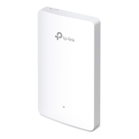"""ACCESS POINT TP-LINK wireless 1200Mbps, 3 x port 10/100Mbps, 2 antene interne, alimentare PoE, montare pe perete, """"EAP225-Wall"""""""