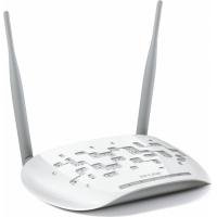 "ACCESS POINT TP-LINK wireless 300Mbps, port 10/100Mbps, 2 antene externe, pasiv PoE, 2T2R, Client, Repeater, Bridge, ""TL-WA801ND"""