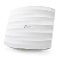 "ACCESS POINT TP-LINK wireless 300Mbps, port 10/100Mbps, 2 antene interne, pasiv PoE, montare pe tavan, ""EAP110"""