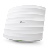 "ACCESS POINT TP-LINK wireless 1350Mbps, Gigabit, 1 antena interna, IEEE802.3af PoE si pasiv PoE, Dual Band AC1350, montare pe tavan, ""EAP225"""