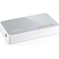 SWITCH TP-LINK 8 porturi 10/100Mbps, carcasa plastic, ''TL-SF1008D''