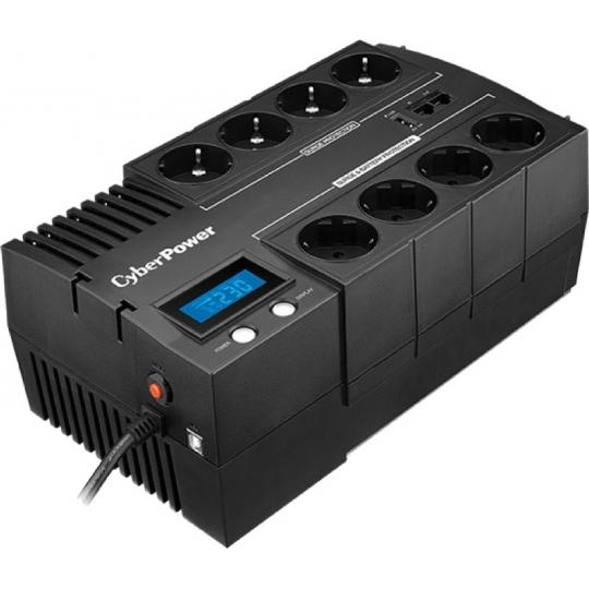 UPS CYBER POWER Line Int. cu management, LCD, brick, 700VA/ 420W, AVR