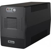 UPS MUSTEK Line PowerMust 1000 EG Int. fara management,1000VA/ 600W, AVR