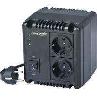 "AVR GEMBIRD 1000VA/ 600W, 2 x socket Schuko, indicatie status cu LED, sinusoida pura ""EG-AVR-1001"""