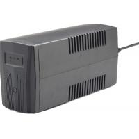 UPS GEMBIRD Line Interactive,   650VA/ 390W, AVR, 2 x socket Schuko, indicatie status cu LED, 1 baterie 12V/7Ah, Backup: pana la 20 min., incarcare: pana la 12h,