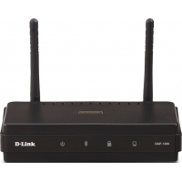 "ACCESS POINT D-LINK wireless 300Mbps, port 10/100Mbps, 2 antene externe, ""DAP-1360"""