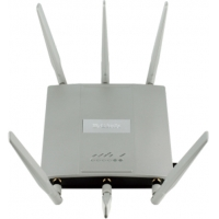 "ACCESS POINT D-LINK wireless 1750Mbps, 2 x Gigabit, 6 antene externe, 802.3at PoE, Dual Band AC1750, ""DAP-2695"""