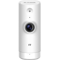 "CAMERA IP D-LINK wireless de interior, senzor 720p HD CMOS, 30fps, Day & Night, mini, ""DCS-8000LH"""