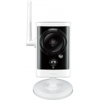 "CAMERA IP D-LINK wireless de exterior, senzor 720p HD CMOS - 30fps, Day and Night Cloud, slot microSD, ""DCS-2330L"""