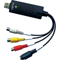"Stick USB pt. captura audio-video, Logilink ""VG0001A"""