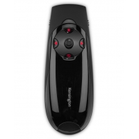 PRESENTER wireless KENSINGTON Expert, laser verde, control cursor