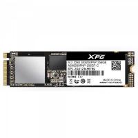 SSD ADATA M.2 PCIe 256GB, Gen3 x4, XPG SX8200 Pro