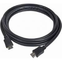 CABLU HDMI 1.4 GEMBIRD, 10m, (T/T), suporta rezolutii 3D TV si 4K UHD, black,