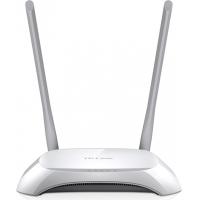 """ROUTER TP-LINK wireless 300Mbps, 4 porturi 10/100Mbps, 2 antene externe, 2T2R, """"TL-WR840N"""""""