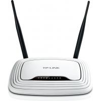 ROUTER TP-LINK wireless 300Mbps, 4 porturi 10/100Mbps, 2 antene externe, Atheros, 2T2R, TL-WR841N