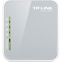 ROUTER TP-LINK wireless portabil 150Mbps, 1 port WAN/LAN, 3G USB modem, 2.4GHz, 802.11n/g/b, TL-MR3020