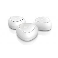 "MESH D-LINK Sistem wireless Covr Whole Home, 2 porturi Gigabit, Dual Band AC1200, 3 pack, ""COVR-C1203"""