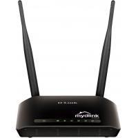"ROUTER D-LINK wireless 300Mbps, 4 porturi 10/100, 2 antene externe, N300, ""DIR-605L"""