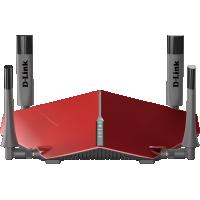 """ROUTER D-LINK wireless 3150Mbps, 4 porturi Gigabit, 4 antene externe, Dual Band AC3200 (1300/600Mbps) """"DIR-885L"""""""
