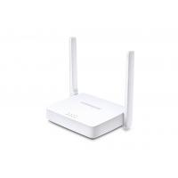 "ROUTER MERCUSYS wireless 300Mbps, 2 porturi 10/100Mbps, 2 antene externa, ""MW301R"""