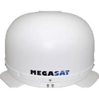 Antena Satelit Rulota Megasat Campingman Twin Auto Skew 46cm 2 utilizatori