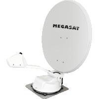Antena Satelit Rulota Megasat Caravanman 85cm Professional GPS 2 utilizatori