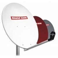 Antena Satelit Emme Esse Aluminiu 125 cm Offset